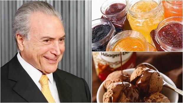 Com menor aprovação em 28 anos, Temer gasta R$ 480 mil para abastecer gabinete