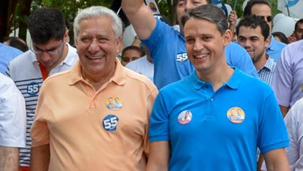 Vilmar Rocha pode disputar mandato de deputado federal