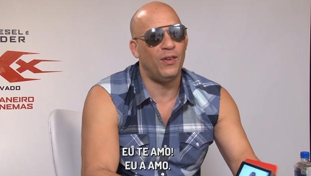 Repórter brasileira relata ter sofrido assédio de Vin Diesel durante entrevista