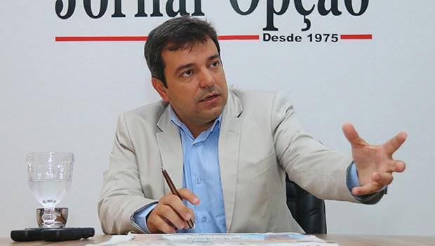 Vinicius Luz pode ter como rivais em Jataí Humberto Machado, Zé Carapô e Luciano Lima