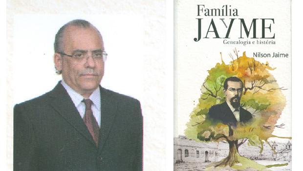 Livro de doutor pela UFG, ao radiografar a família Jayme, conta a história de Goiás