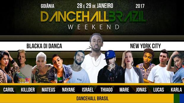Goiânia recebe evento sobre dança jamaicana