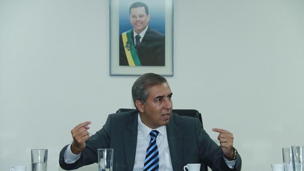 """""""Defendo o legado de um governo que mudou Goiás. Isso me motiva a disputar a sucessão"""""""