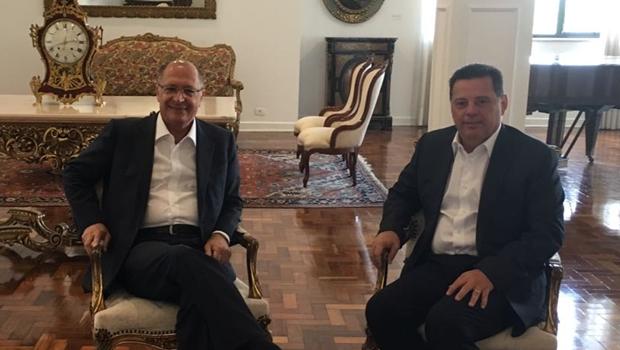 Alckmin deve participar de próxima reunião do Fórum Brasil Central, em Goiânia