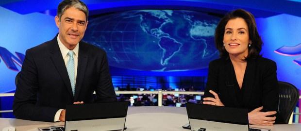 Jornal Nacional não exclui jornalismo fatual mas começa a apresentar reportagens de mais fôlego