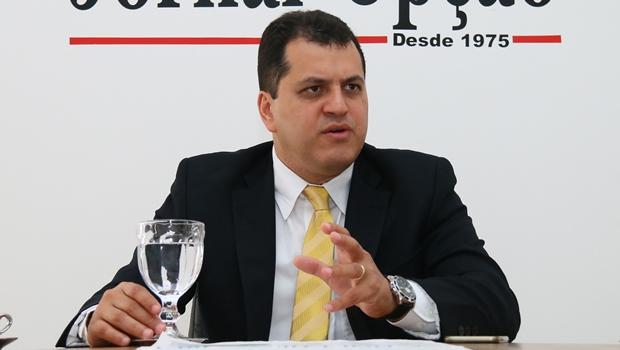 """""""Daniel não vai desistir de disputa ao governo"""", garante Agenor Mariano"""