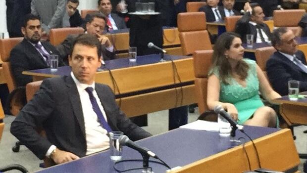 Andrey Azeredo, se virar secretário, deixa Tiãozinho sem Porto na Câmara