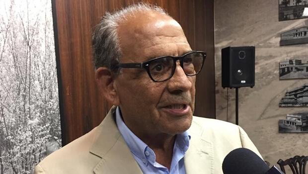 Abelardo Vaz recomenda que Roberto Balestra assuma a Secretaria de Desenvolvimento Econômico