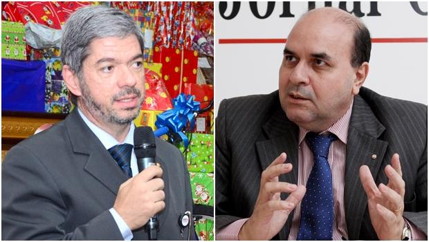 Benedito Torres vai enfrentar candidato de Lauro Machado no Ministério Público