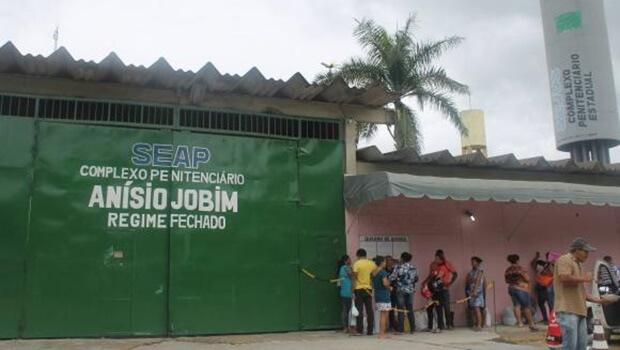 Pelo menos 60 detidos morreram após rebelião em presídio do Amazonas