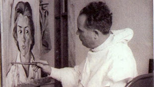 Exposição comemorativa do centenário de Frei Confaloni