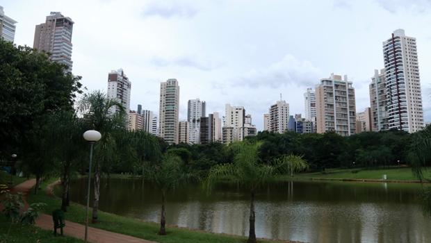Confira como fica a previsão do tempo para o fim de semana em Goiânia