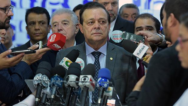 Jovair Arantes é cotado para o Ministério do Esporte