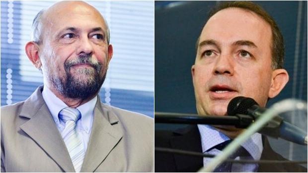Vereadores vão ao MP pedir afastamento dos secretários Kleber Adorno e Samuel Almeida