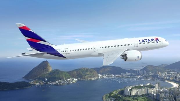 Latam está entre as 10 companhias aéreas mais pontuais do mundo