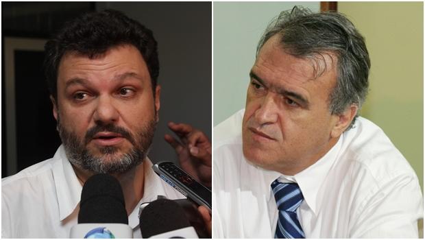 Vereador diz que Luiz Felipe e Jorcelino Braga estão em guerra por verba publicitária da prefeitura