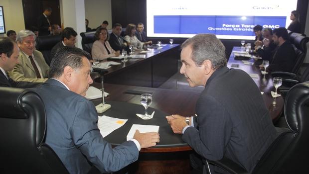Marconi determina continuidade de parceria com prefeitos na área da Saúde