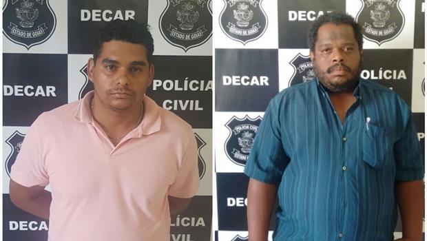 Suspeitos de desviar cargas milionárias do Walmart são presos em Goiás