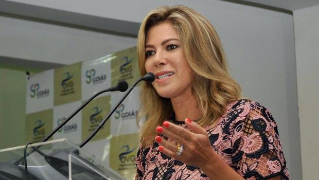 Em encontro com primeiras-damas, Valéria Perillo destaca importância do trabalho social