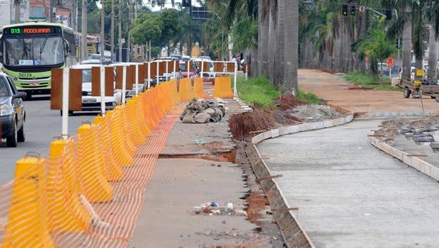 Secretário diz que obras paradas do BRT causam prejuízo de R$ 1,3 mi por mês