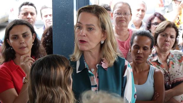Lêda Borges reassume Secretaria Cidadã e afasta rumores de richas com deputados