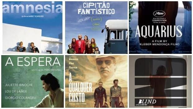 """Veja lista completa dos 100 filmes da 10ª mostra """"o Amor, a Morte e as Paixões"""""""