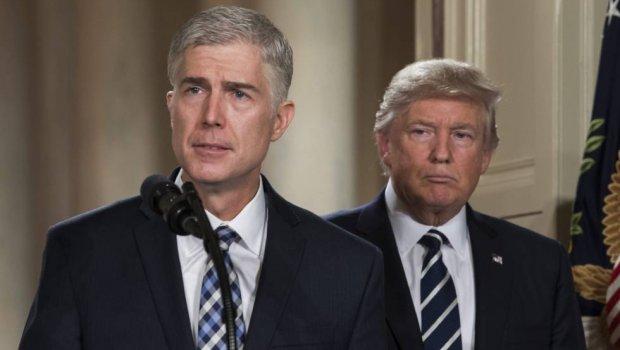 Donald Trump força a barra para nomear juiz conservador para a Suprema Corte dos Estados Unidos