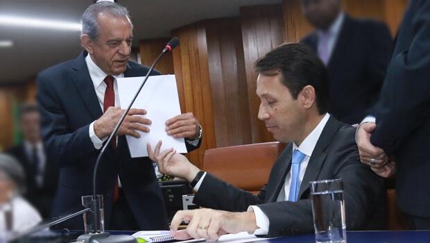 Vereadores de Goiânia estão em pé de guerra com o prefeito Iris Rezende