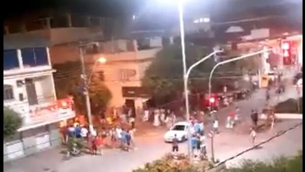 Internautas denunciam arrastões e onda de violência no Espírito Santo