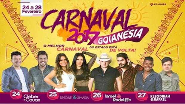 Justiça proíbe uso de verba pública para realização de carnaval em Goianésia