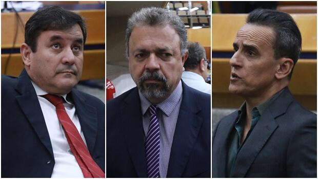 Clécio, Elias e Zander disputam presidência da CEI que investigará gestões PT-PMDB