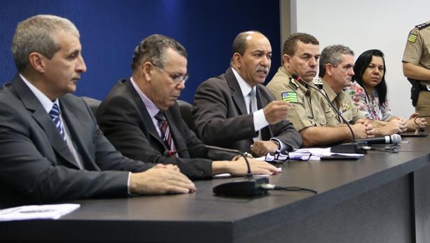 Indicadores de criminalidade de Goiás apresentam queda em janeiro