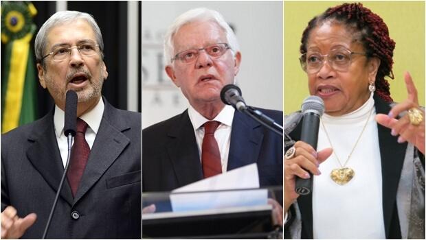 Michel Temer dá posse a três novos ministros