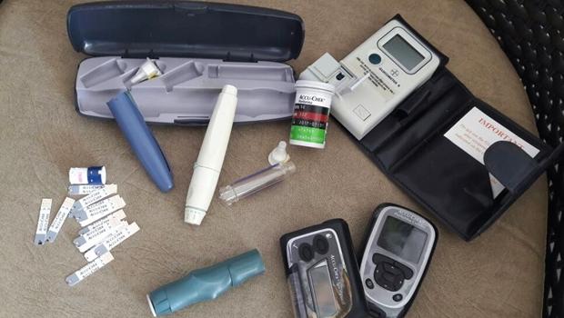 Associação de diabéticos de Goiânia reclama da falta de materiais para aplicação de insulina