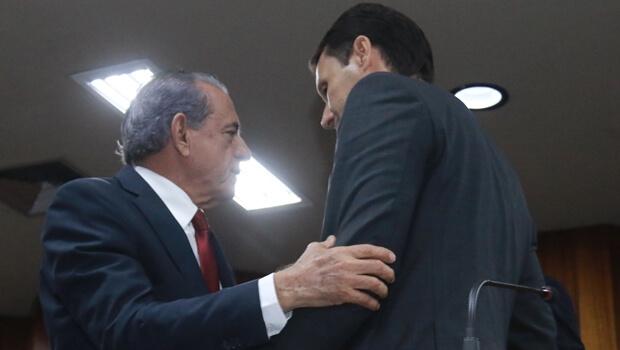 Peemedebistas dizem que Iris Rezende prepara Andrey Azeredo para disputar Prefeitura em 2020