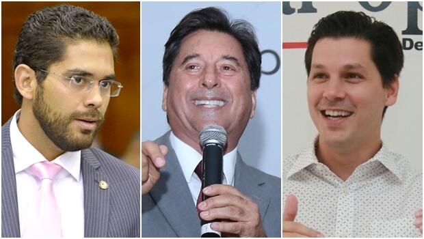 """""""Portas da base estão abertas para Maguito e Daniel Vilela"""", diz Lincoln Tejota"""