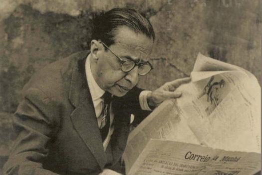 O centenário da estreia de Manuel Bandeira como poeta