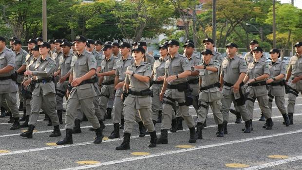 José Eliton destaca valorização da Polícia Militar de Goiás, que completa 160 anos
