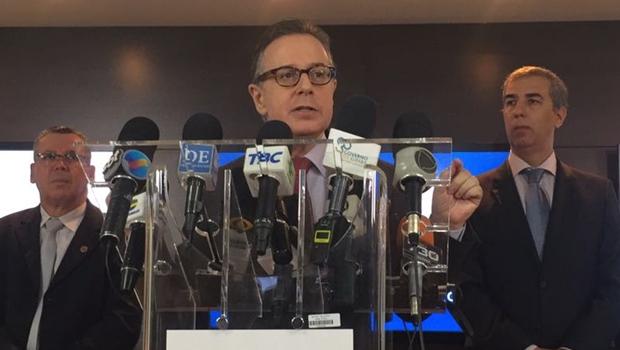 """""""Crise na segurança pública pode atrapalhar desenvolvimento nacional"""", diz novo secretário"""