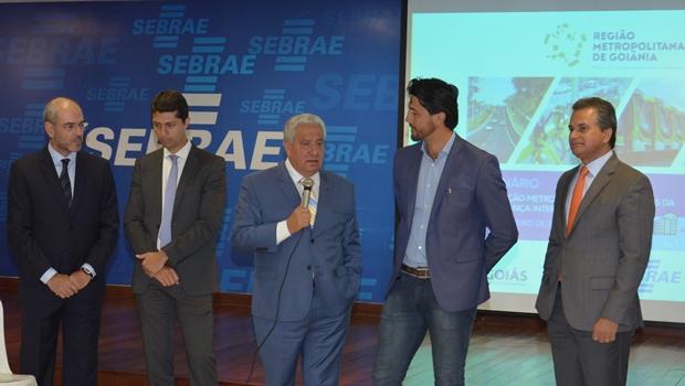 Municípios se unem para discutir a Região Metropolitana de Goiânia
