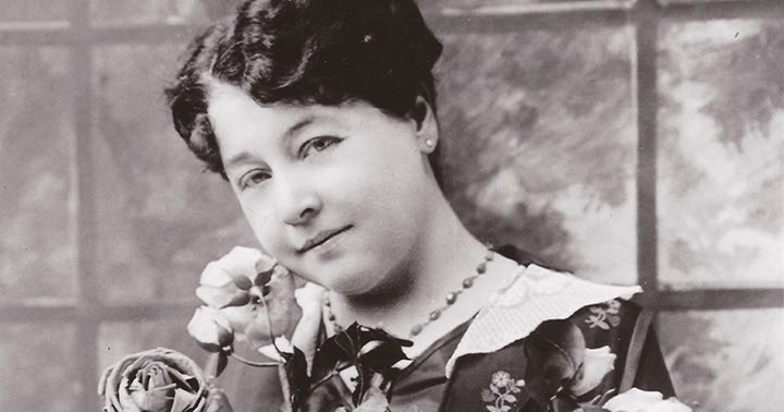 Alice Guy Blaché é a verdadeira mãe do cinema. Foi a primeira diretora-diretor da história