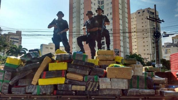 Segurança em Goiás é reforçada com mais 12 bases do Comando de Operações de Divisas