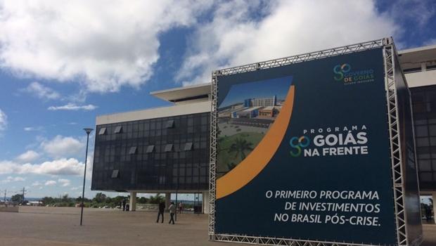 Levantamento do TCE-GO mostra baixa execução do antigo Programa Goiás na Frente