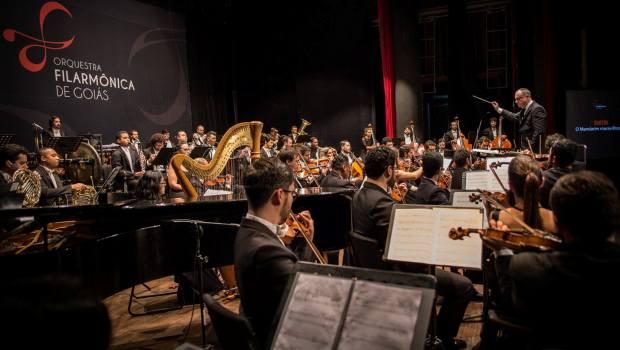 Concerto da Orquestra Filarmônica no Bananada será apresentado apenas no festival