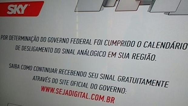 Antes do prazo, Sky já corta sinal da Record, SBT e RedeTV! em Brasília