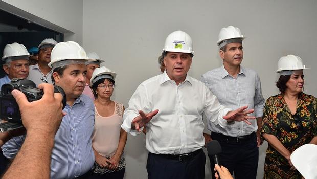 """Marconi: """"Hospital do Servidor será funcional e tecnológico"""""""