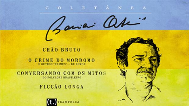 Aos 93 anos de idade, o escritor Bariani Ortencio lançará um box de livros