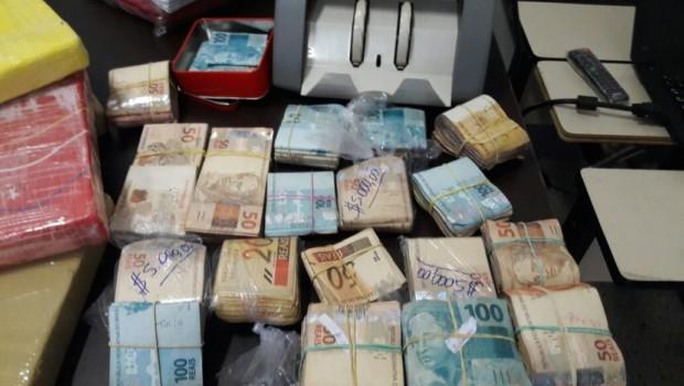 Polícia Civil desarticula laboratório de cocaína em Goiânia
