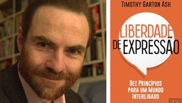 """Historiador Timothy Garton Ash diz que """"a internet é o maior esgoto da história mundial"""""""