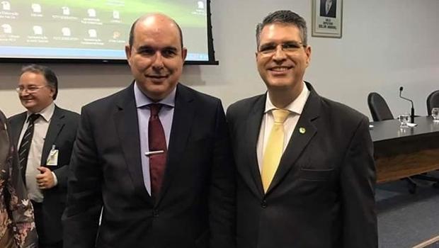 Goiás esta crescendo com responsabilidade e ousadia, afirma Francisco Jr